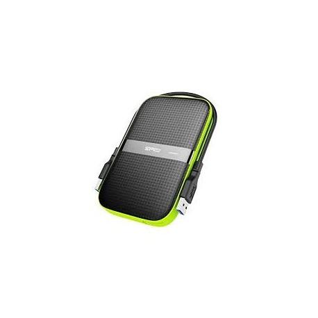 Disque Dur Externe SILICON POWER Armor A60 2 To USB 3.1 Portable Hard Drive