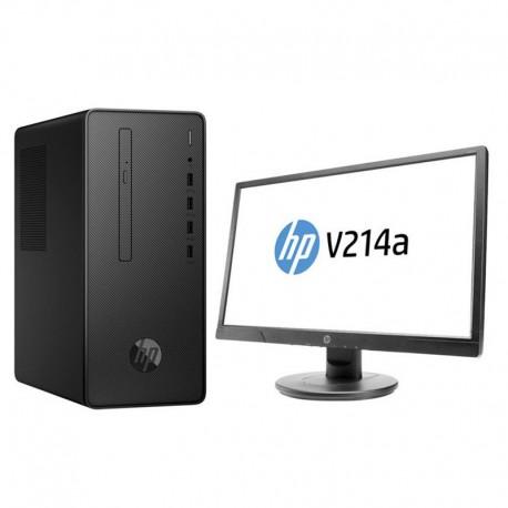 Ordinateur de bureau HP Pro G2 avec Écran 20,7