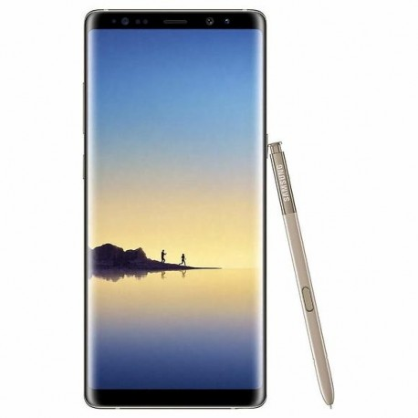 SMARTPHONE SAMSUNG NOTE 8 GOLD 6,3'' DUAL SIM 6 GB Ram + 64GB ROM  (TYPE C)