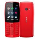 Téléphone Nokia 210 feature phone 2.4'' Dual Sim Torch VGA Cam BT FM Radio