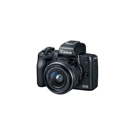Appareil photo Canon EOS M50 EF-M 15-45mm ( 2680C012AA )