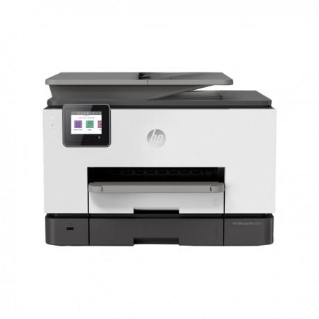 IMRPIMANTE HPOfficeJetPro9020CouleurMultifonction4en1A4RéseauWifi(1MR78B)