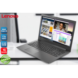 Ordianteur Portable LENOVO IDEAPAD 130-15IKB - 1To - 4Go - Noir