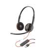 Micro Casque Plantronics BLACKWIRE 3220 USB