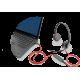 Micro Casque Plantronics BLACKWIRE 3220 USB