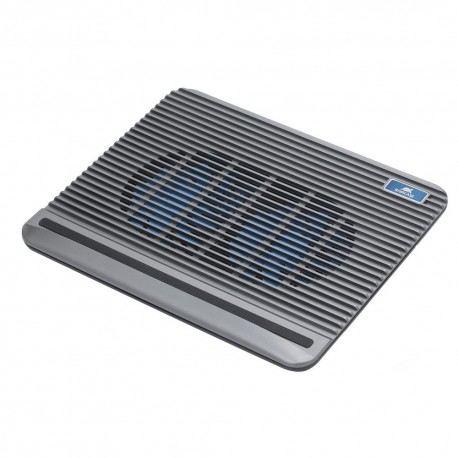 """RIVACASE 5555 silver laptop cooling pad up to 15,6"""" /14"""