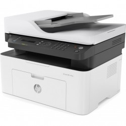 IMPRIMANTE MULTIFONCTION HP LASER MFP 137FNW (4ZB84A)