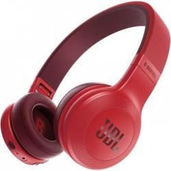 Casque JBL E45BT - Bluetooth - Sans fil (JBLE45BTRED)