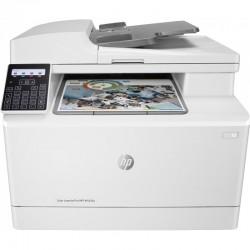Imprimante Multifonction Laser Couleur HP LaserJet Pro M183fw (7KW56A)