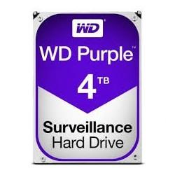 Disque dur Western Digital PURPLE SURVEILLANCE 4To - WD40PURZ