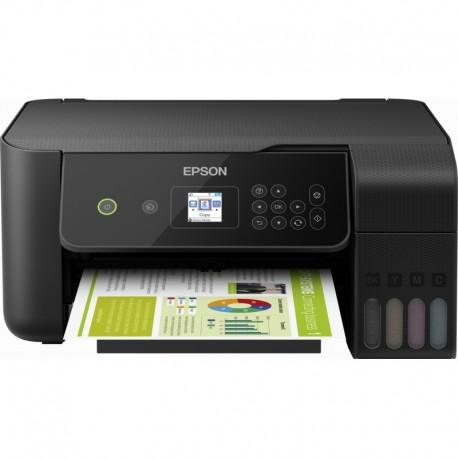 Epson EcoTank L3160 Imprimante multifonction à réservoirs rechargeables (C11CH42404)
