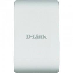Point d'accès D-LINK extérieur PoE sans fil N avec passerelle PoE,