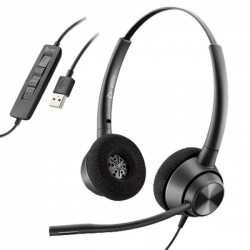 CASQUE Plantronics - EncorePro 320 EP320 USB A