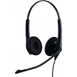 Micro-casque Jabra Biz 1500 Duo - USB Antibruit (1559-0159)