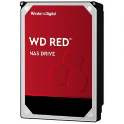 Disque dur interne Western Digital 3.5'' WD Red NAS 4 To SATA 6Gb/s (WD40EFAX)