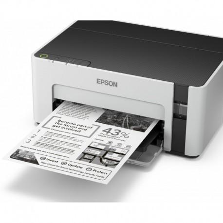 Imprimante Monochrome Epson EcoTank M1100 à réservoir rechargeable  (C11CG95404)