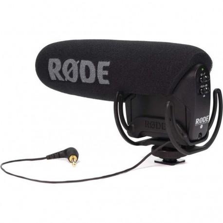 Videomic Pro + Microphone de caméscope avec Fil Noir - Rode -