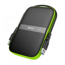 "SILICON POWER Armor A60 - Disque dur - 4 To - externe (portable) - 2.5"" - USB 3.0 - noir"