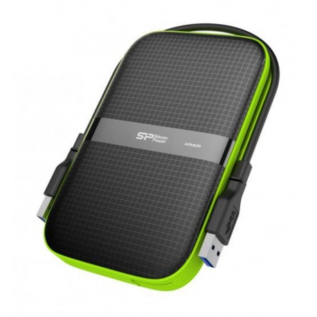 """SILICON POWER Armor A60 - Disque dur - 4 To - externe (portable) - 2.5"""" - USB 3.0 - noir"""
