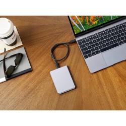 """Disque dur LACIE externe 4TB 2.5"""" sur port USB 3.1 Type-C (STHG4000400)"""
