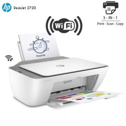 Imprimante HP DeskJet 2720 AIO 3 en 1