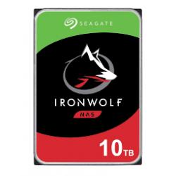 "Disque dur Seagate Iron Wolf, 3.5"", 10TB, SATA 6Gb/s ,7200RPM, 256MB cache"