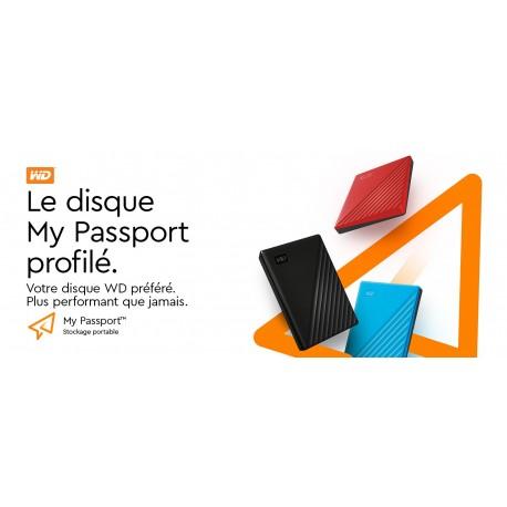 Disque dur portable Western Digital My Passport 1TB