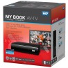 Disque Dur Western Digital 1To My Book AV-TV USB 3.0
