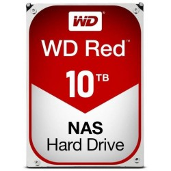 Disque dur interne Western Digital 10 To WD Red NAS (WD101EFAX)