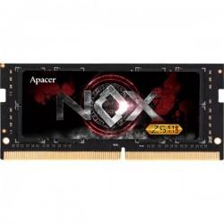 Barrette mémoire Apacer NOX DDR4 SODIMM 8GB (EV.08G2Z.GGE)