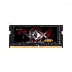 Barrette mémoire GAMER Apacer NOX DDR4 SODIMM 8GB