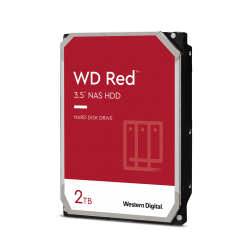 """Disque dur 3,5"""" 2 To Western Digital Red 256 Mo Serial ATA 6Gb/s (WD20EFAX)"""
