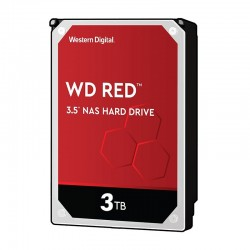 "DISQUE DUR NAS INTERN 3,5"" WESTERN DIGITAL RED 3TO (WD30EFRX)"