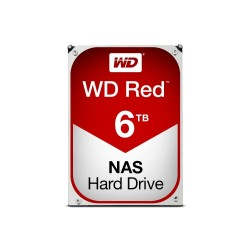 DISQUE DUR NAS WESTERN DIGITAL RED 6TO (WD60EFRX)