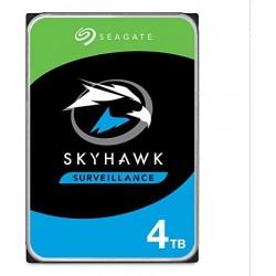 "Disque Dur Seagate SkyHawk 3.5"" 4 To SATA III 64 Mo"