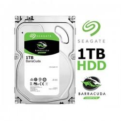 "Disque dur interne Seagate BarraCuda 1 To DESKTOP 64MB 3,5"""