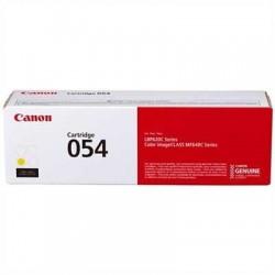 Canon 054 Jaune - Toner Canon d'origine (3021C002AA)
