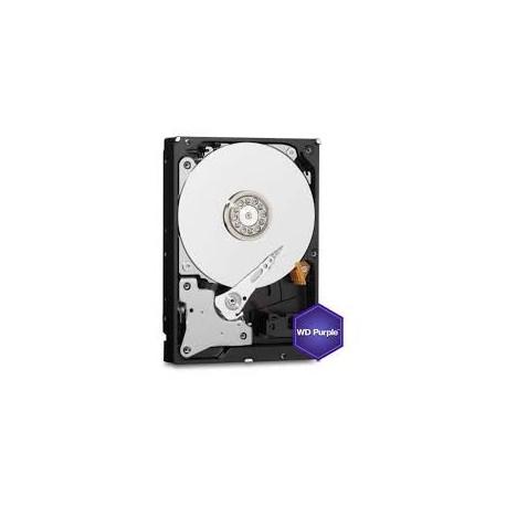 "Disque dur Western Digital de surveillance interne 3,5"" SATA III 6TB Purple 5400 rpm (WD60PURZ)"