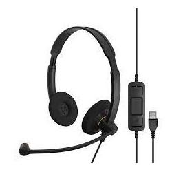 Micro casque Epos SENNHEISER SC 60 USB ML call center - Headse  (1000551)t