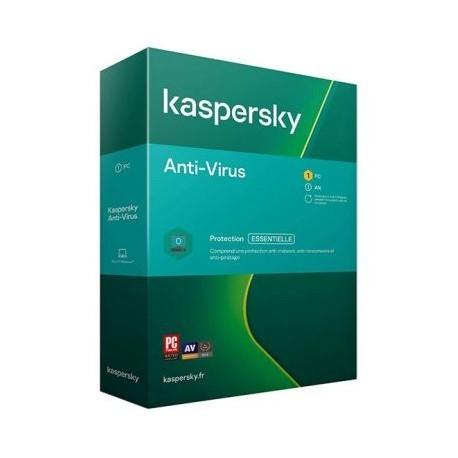 Kaspersky Anti-virus 3 Postes