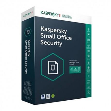 Kaspersky Small Office Security 7.0 | 1 Serveur / 10 Postes (KL45418BKFS-20MWCA)