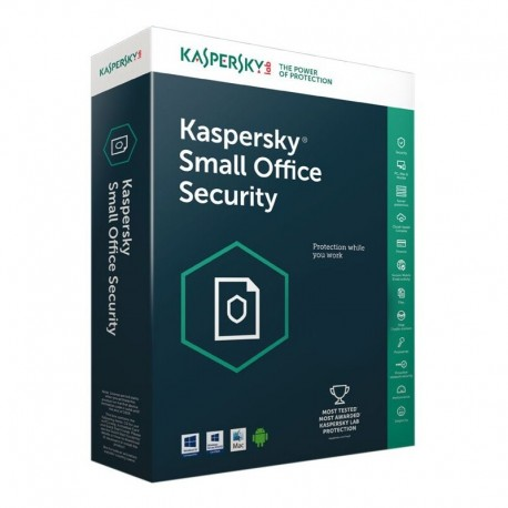 Kaspersky Small Office Security 8.0-2 Server+20 postes (KL45418BNFS-20MWCA)