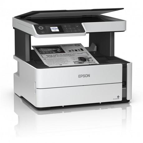 Epson EcoTank M2140 Imprimante multifonction à réservoirs rechargeables (C11CG27404)