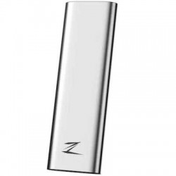Netac Portable Z-Slim 500GB USB 3.2 Gen2 External SSD (NT01ZSLIM-500G-32SL)