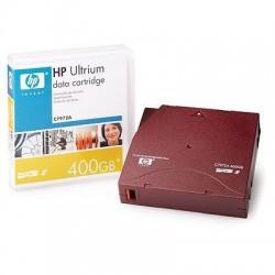 HP LTO-2 Ultrium 200/400 Go (C7972A) Cartouche de données