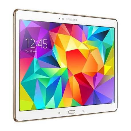 """Samsung Galaxy Tab S 10.5"""" LTE SM-T805 16 Go Blanche"""