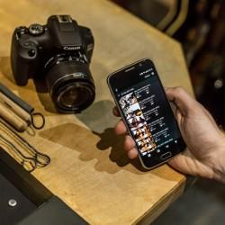 Reflex Canon EOS 2000D + Objectif EF-S 18-55mm IS II