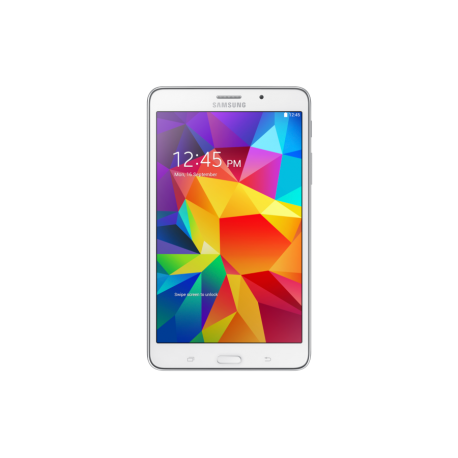 """Samsung Galaxy Tab 4 7"""" SM-T231 8 Go Wi-Fi / 3G Blanche"""