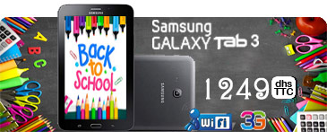 SAMSUNG TAB 3 Lite 3G